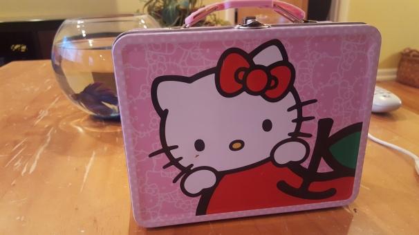 Hello Kitty Lunchbox