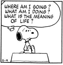 Even Snoopy lamented