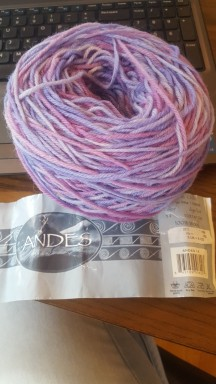 Ester Bitran Hand Dyed Andes